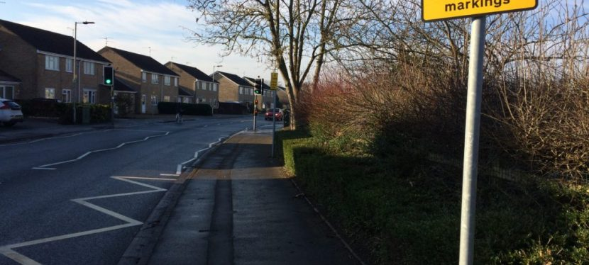 Just 23% of local schools have a 20 mph speed restrictionzone!