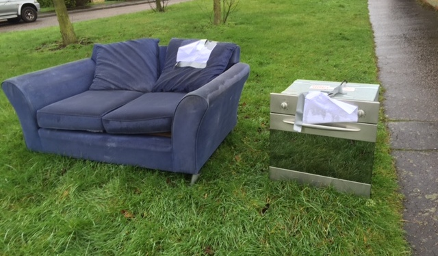 56% of reported fly tipping cases NOTinvestigated!