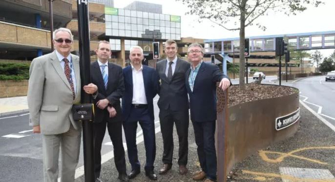 "Is £600,000 for ""rusty"" Bourges Boulevard barrier a good deal?"