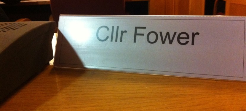 I've been appointed to a new Scrutiny Committee!