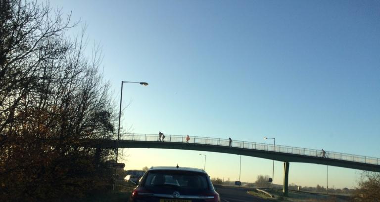 Glinton Bridge