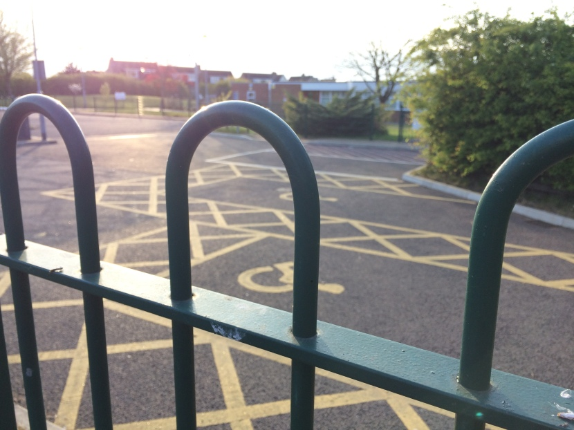 It's been 6 years since #NorwoodSchool fence issue was settled…