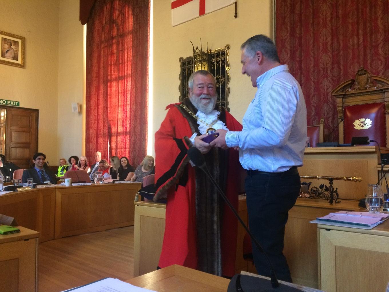 Mayor of Peterborough