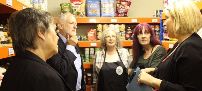 Food bank use in Peterborough 'up 50% in ayear'