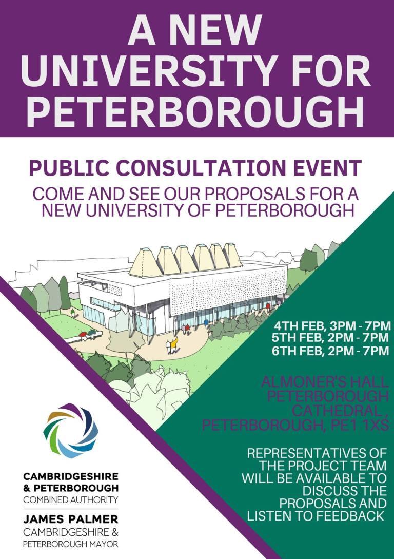 University of Peterborough