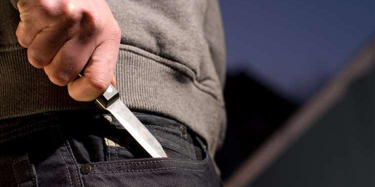 Knife Crime in Peterborough is not a problem, right?